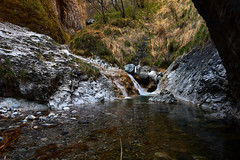 Wild stream in the wild Val d'Era canyon (supersky77) Tags: era valdera mandello lombardia lombardy lombardei lombardie alps alpi alpes alpen grigne canyon stream waterfall
