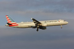 A321 N179UW Seattle Tacoma 24.03.19 (jonf45 - 5 million views -Thank you) Tags: seattle tacoma international airport ksea seatac march 2019 airliner civil aircraft jet plane avia aviation american airlines airbus a321 n179uw
