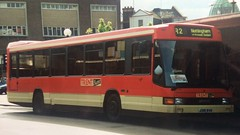 J319 BVO (nevetsyam1404) Tags: wellglade trentmotortraction trentbuses trent b49f delta optare optaredelta sb220 daf dafsb220 319 j319bvo