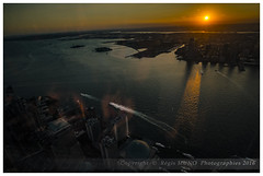 NEW YORK 2016 (regis.muno) Tags: newyork usa etatsunis ville city mer sea water eau manhattan jersey jerseycity brooklyn ellisisland governorsisland nikond7000 sunset wtc worldtradecenter