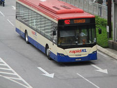 MAN 18.280-WVG 2493 (Bryan789) Tags: mana84 manbus rapidkl malaysiabuses