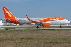 Easyjet / A320 / OE-INQ / LFRS 21 (_Wouter Cooremans) Tags: nte nantes lfrs spotting spotter avgeek avaition airplanespotting easyjet a320 oeinq 21 20 years livery 20yearslivery