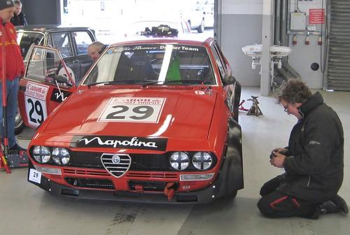 Classic Alfa Challenge - Silverstone 2019