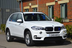 Unmarked Driver Training Car (S11 AUN) Tags: derbyshire police bmw x5 xdrive30d advanced driver training driving school tpac pursuit anpr unmarked traffic car roads policing unit rpu motor patrols 999 emergency vehicle