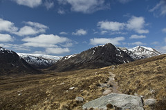 Path to Hell (steve_whitmarsh) Tags: aberdeenshire scotland scottishhighlands highlands mountain hills landscape cairngorms path topic
