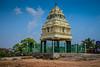 Kempegowda Tower at Lalbagh Botanical Garden - Bangalore India (mbell1975) Tags: bangalore karnataka india kempegowda tower lalbagh botanical garden bengaluru indian gardens lab bagh park parc jarden botanischer garten jardens jardin jardins