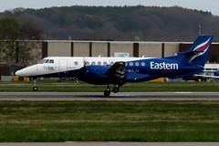 G-MAJY Aberdeen 8 April 2019 (ACW367) Tags: gmajy british aerospace jetstream4101 easternairways flybe aberdeen