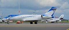 Global | B-99998 | AMS | 20190428 (Wally.H) Tags: bombardier global express bd700 global5000 b99998 ams eham amsterdam schiphol airport