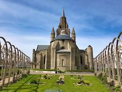 Kirche Notre Dame de Calais, Frankreich