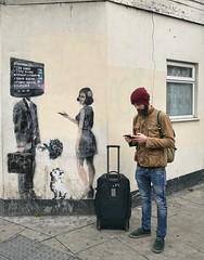 PBWA London (IanAWood) Tags: sevensisters northlondon streetart streetphotography candid peoplewatching humansoflondon lifeonthestreet androidphotography cameraphonephotographer mobilesnaps capturedonp9 huaweip9 editedinsnapseed leicamobile moblog mobilephotography seenonmytravels notwalkingwithmynikon