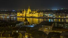 Országház (Szőke Misi) Tags: budapest hungary országház duna éjszaka night nikond7100 sigma1020f35