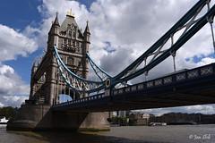 Tower Bridge (Jan Slob) Tags: unitedkingdom england engeland london londen towerbridge thames theems bridge brug sky clouds nikon nikond750 ©allrightsreserved geotagged