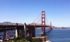 San Francisco, California, Usa 📍 (Tiina Johanna) Tags: goldengate goldengatebridge bridge sanfrancisco california usa unitedstates america travel sight
