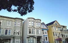 San Francisco, California, Usa 📍 (Tiina Johanna) Tags: sanfrancisco victorian houses buildings colourful travel california usa unitedstates america
