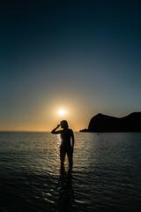 Contraluz 01 (gyogzz) Tags: backlighting contraluz sony alpha a7sii model girl chic sexy beach sunset atardecer retrato portaretrait