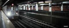 Bowling Green Subway Station, New York (yravaryphotoart.com) Tags: bowlinggreenmetrostationnewyork bowlinggreen newyork metro subway canoneos7d canon canonef40mmf28stmpancake yravaryphotoart yravary