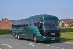 SIL 7028: Skill's, Nottingham (originally MF11 LVN) (chucklebuster) Tags: sil7028 mf11lvn skills neoplan tourliner triaxle