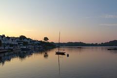 Early morning in Grimstad 1 (Roar Frich Vangdal) Tags: spring sea sunrise grimstad norway
