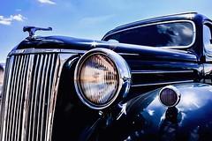 IMG_4987 (Kathi Huidobro) Tags: englishcars english cars beautyshot iconic fordv8 ford v8 trim chrome details london 1950s vintagecars classiccars vintage fordv8pilot