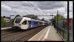 Arriva GTW-D 276-389-386, Arnhem Velperpoort - 27-04-2019 (Teun Lukassen) Tags: arriva limburg gtwd gtw arnhem velperpoort trein trains züge achterhoek koningsdag 2019