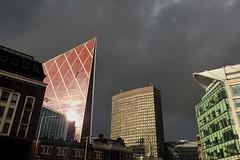 New Drama (Coquine!) Tags: christianleyk london unitedkingdom greatbritain england victoria nova station bahnhof sky himmel dramatic bold