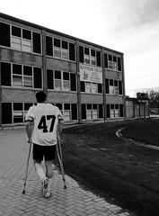 Memories (Joanna Kurowski Photography) Tags: ldnont football injury memories home sports cch highschool moments dreams