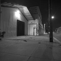 Alameda night (ADMurr) Tags: dad720 la dtla alameda hasselblad 500cm zeiss distagon 50mm ilford 125