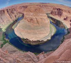 Horseshoe Bend, Arizona (walkerross42) Tags: horseshoebend arizona canyon cliffs river colorado panorama