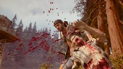No Hesitation (bam541) Tags: days gone ps4 exclusive playstation blood zombie freaker violence red summer oregon america video game gaming digital usa post apocalyptic apocalypse
