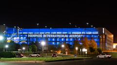 Memphis International Airport, Tennessee (J McCallister) Tags: memphis international airport fedex mem tn tennessee airplane memphisinternationalairport unitedstatesofamerica