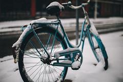 Iisalmi (Tuomo Lindfors) Tags: iisalmi finland suomi takatalvi lumi snow polkupyörä bike myiisalmi