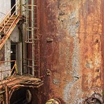Rusted Factory Equipment 0646 A thumbnail