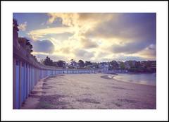 A swim - Anthology (G.Billon) Tags: iphoneography cameraphone iphone breizhmabro breizh bretagne bzh îleetvilaine 35 seaside seascape beachscape saintbriac gbillon