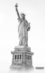 Liberty Enlightening the World (yravaryphotoart.com) Tags: libertyisland libertyenlighteningtheworld libertystatue statuedelaliberté newyork canoneos7d canon canonef24105mmf4lisusm yravaryphotoart yravary