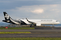 Air New Zealand Airbus A321 (Daniel Talbot) Tags: a21n akl airnewzealand airbus airbusa321 airbusa321neo auckland aucklandairport aucklandregion nzaa newzealand northisland teikaamāui zknnc aircraft airplane airplanes airport autumn aviation maker oceania plane season seasons transportation