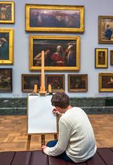 The Tate Britain (elzauer) Tags: leica leicaq london england unitedkingdom tate modern art gallery