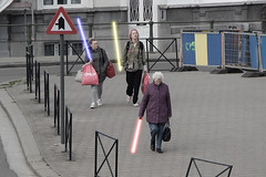 May the 4th be with you (Tetramesh) Tags: tetramesh gent gand ghent oostvlaanderen vlaanderen eastflanders flanders belgië belgien belgique belgium starwars sith jedi jediknight lightsaber georgelucas sword saber photoshop photoshopped episodeivanewhope episodevtheempirestrikesback episodevireturnofthejedi episodeithephantommenace episodeiiattackoftheclones episodeiiirevengeofthesith episodeviitheforceawakens anewhope theempirestrikesback returnofthejedi thephantommenace attackoftheclones revengeofthesith theforceawakens maythe4thbewithyou maythe4th starwarsday