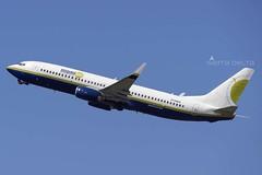 N739MA B738 MIAMI AIR (FIJI AIRWAYS) YBBN 28APR19 (Sierra Delta Aviation) Tags: fiji airways boeing b738 miami air brisbane airport ybbn n739ma