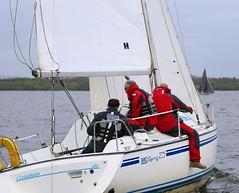 The hidden helm (antrimboatclub) Tags: antrimboatclub boat sail sailing ireland sixmilewater loughneagh antrimbay antrim