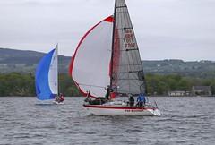 ready the gybe (antrimboatclub) Tags: antrimboatclub boat sail sailing ireland sixmilewater loughneagh antrimbay antrim