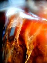 With ice, please! (ldomenech33) Tags: ice hielo coke cocacola refresco macro muvit muvitlenses fotoconmovil photowhitmobile movil mobile