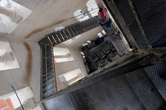 Descent (sfryers) Tags: bell tower stairs steps staircase helix climb descend height view historic architecture split dalmatia croatia hrvatska smc pentaxda 15mm 14 limited
