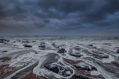 """ OH HANNAH "" (Wiffsmiff23) Tags: ogmore ogmorebysea ogwr ocean dramatic drama storm heritagecoastlinesouthwales stormhannah"