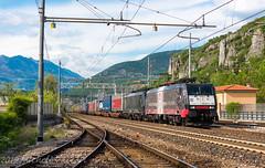 189 997 (atropo8 - fb.me/maniallospecchio) Tags: 189997 txlogistik siemens loco brennerbahn verona veneto italy nikon train treno zug railways