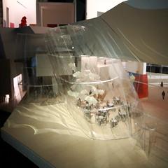 IMG_9795 Fondation Louis Vuitton model by Frank Gehry (marklarmuseau) Tags: jardindacclimatation frankowengehry museum ©copyrightmarklarmuseau fondationlouisvuitton paris boisdeboulogne france