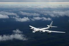 Tu-95MS (Artyom Anikeev) Tags: avia aviation airplane artyomanikeev anikeev airforce russia russian ryazan tupolev tu95 bear bomber