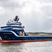 Highland Presstge Leaving Aberdeen Harbour 04/05/2019