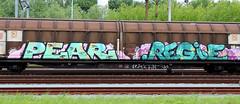 graffiti on freights (wojofoto) Tags: amsterdam nederland netherland holland graffiti streetart cargotrain freighttraingraffiti freighttrain freights fr8 vrachttrein wojofoto wolfgangjosten trein train pear regie