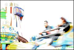 Speed (Finding Chris) Tags: speed week13 52weekchallenge bpg brightonphotographersgroup chrisbarbaraarps findingchris canoneosr canon24105 canonmirrorless brightonandhove brightonpier rides