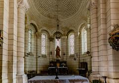 08-Église Saint-Pierre-ès-Liens (Alain COSTE) Tags: 2019 bourdeilles dordogne eglise nikon ocb périgordvert sigma20mmf14 printemps village france